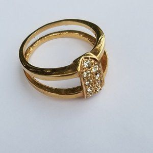Shimmery Ring Size 8